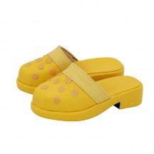 五等分の花嫁 上杉らいは コスプレ靴/ブーツ