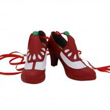 テイルズ オブ ゼスティリア ゼスティリア TOZ ライラ コスプレ靴/ブーツ