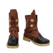 ライザのアトリエ2 失われた伝承と秘密の妖精 タオ・モンガルテン コスプレ靴/ブーツ