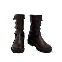FF7 ファイナルファンタジーVII リメイク エアリス・ゲインズブール  コスプレ靴/ブーツ