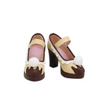 IdentityV 第五人格 トレイシー・レズニック キャンデー少女  コスプレ靴/ブーツ