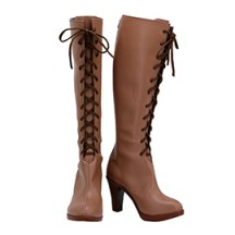 乙女ゲームの破滅フラグしかない悪役令嬢に転生してしまった… はめふら カタリナ・クラエス コスプレ靴/ブーツ