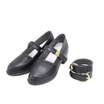 ウマ娘 プリティーダービー シンボリルドルフ コスプレ靴/ブーツ