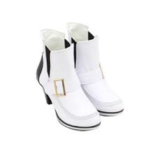 ウマ娘 プリティーダービー アグネスタキオン コスプレ靴/ブーツ
