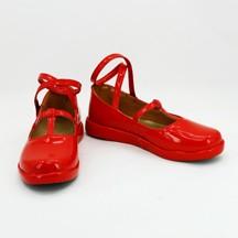 ハートの国のアリス アリス リデル コスプレブーツ/靴