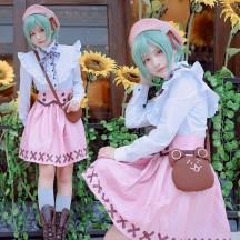 【即納品】A3!エースリー! 夏組 瑠璃川幸 コスプレ衣装