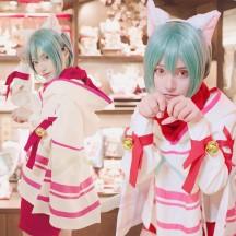 A3!エースリー 夏組 瑠璃川幸 イベント にぼしを巡る冒険 猫耳 コスプレ衣装