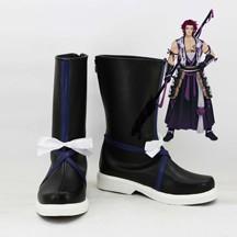 刀剣乱舞 蜻蛉切 コスプレ靴/ブーツ