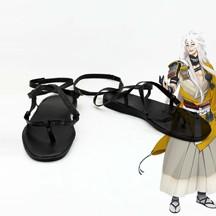 刀剣乱舞 小狐丸 コスプレ靴/ブーツ