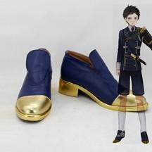 刀剣乱舞 后藤四郎 コスプレ靴/ブーツ