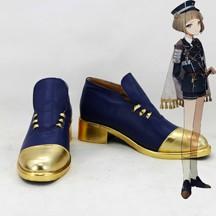 刀剣乱舞 前田藤四郎 コスプレ靴/ブーツ