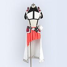 クロスアンジュ 天使と竜の輪舞 ヒルダ ヒルデガルト・シュリーフォークト コスプレ衣装