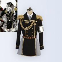 K RETURN OF KINGS ネコ 軍服 コスプレ衣装
