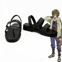 甲鉄城のカバネリ 生駒 コスプレ靴