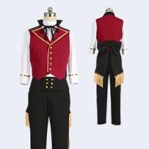 MARGINAL#4 野村アール 100万回の愛革命(REVOLUTION) コスプレ衣装
