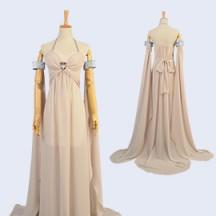 ゲーム・オブ・スローンズ デナーリス・ターガリエン ドレス コスプレ衣装