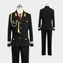 ACCA13区監察課 グロッシュラー 制服 コスプレ衣装