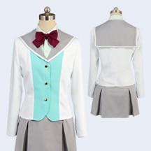 スタミュ 高校星歌劇 那雪ゆうき 那雪つむぎ 制服 コスプレ衣装