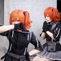 Fate/Grand Order 魔術礼装 極地用カルデア制服 ぐだ子 藤丸立香 コスプレ衣装
