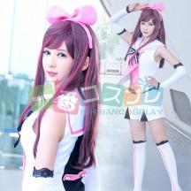 キズナアイ Kizuna AI YouTube 女性アンカー コスプレ衣装