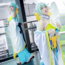 Fate/Grand Order FGO 清姫 ランサー 水着 コスプレ衣装