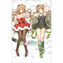 ドールズフロントライン 少女前線 アニメ抱き枕カバー 両面等身大 サイズ/素材選択可