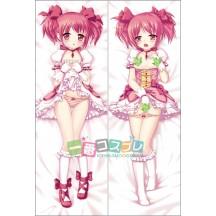 魔法少女まどか☆マギカ 鹿目まどか アニメ抱き枕カバー 両面等身大 サイズ/素材選択可