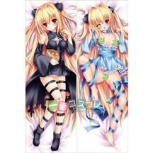 To LOVEる -とらぶる- 金色の闇 アニメ抱き枕カバー 両面等身大 サイズ/素材選択可