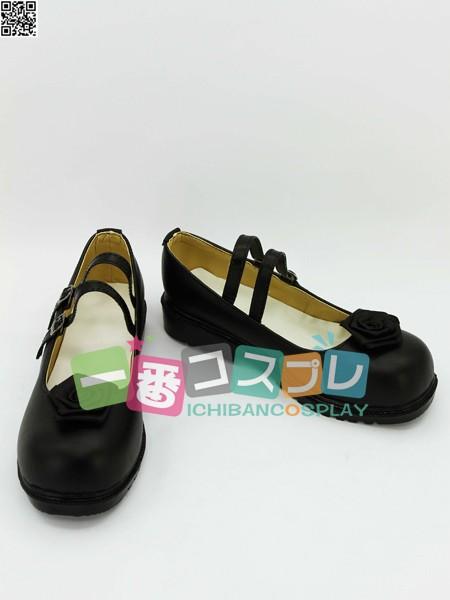 VOCALOID ボーカロイド 初音ミク コスプレブーツ/靴3