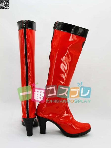 東方Project フランドール・スカーレット コスプレブーツ/靴3