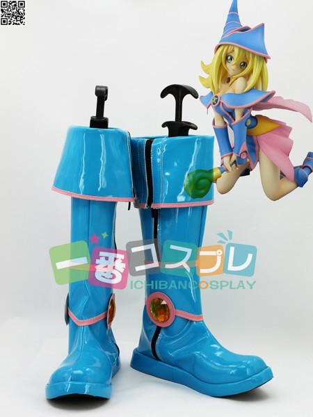 遊戯王デュエルモンスターズ マナ コスプレブーツ/靴1