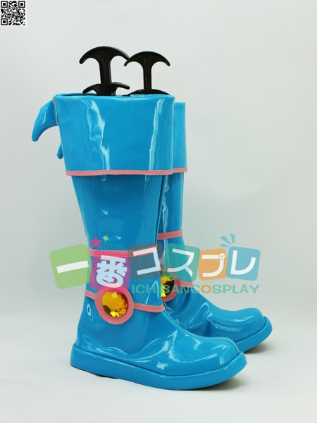 遊戯王デュエルモンスターズ マナ コスプレブーツ/靴2