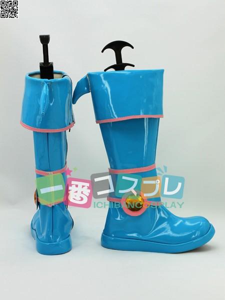 遊戯王デュエルモンスターズ マナ コスプレブーツ/靴3