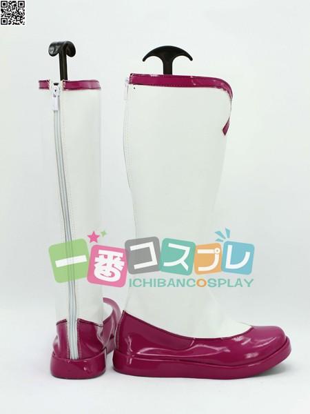 新世界より 渡辺早季 コスプレブーツ/靴3