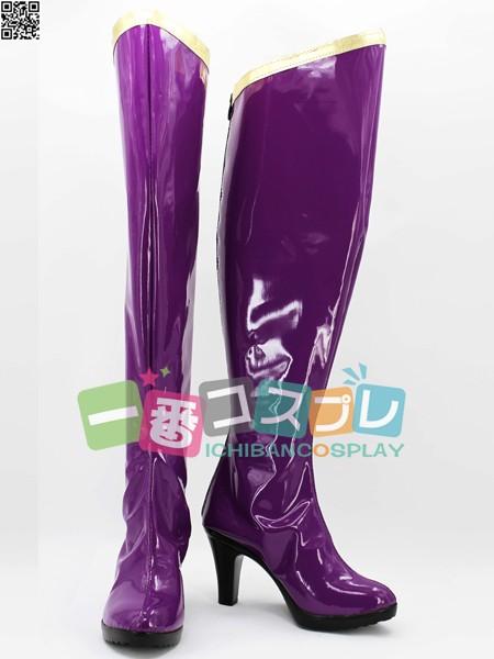 VOCALOID/ボーカロイド 神威がくぽ コスプレブーツ1