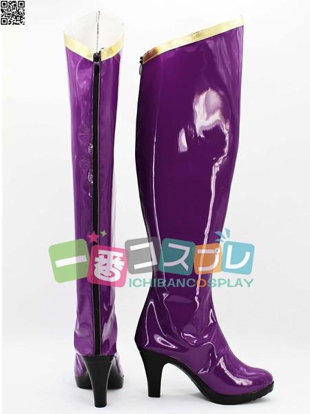 VOCALOID/ボーカロイド 神威がくぽ コスプレブーツ2