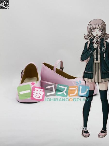 スーパーダンガンロンパ2 さよなら絶望学園 七海千秋 コスプレブーツ/靴1