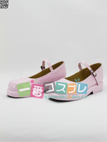 スーパーダンガンロンパ2 さよなら絶望学園 七海千秋 コスプレブーツ/靴2