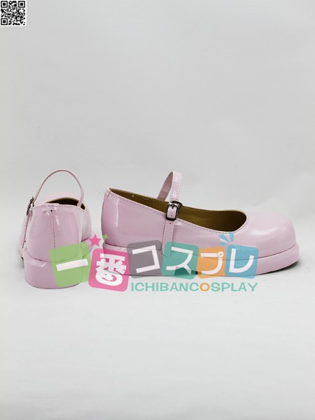 スーパーダンガンロンパ2 さよなら絶望学園 七海千秋 コスプレブーツ/靴3