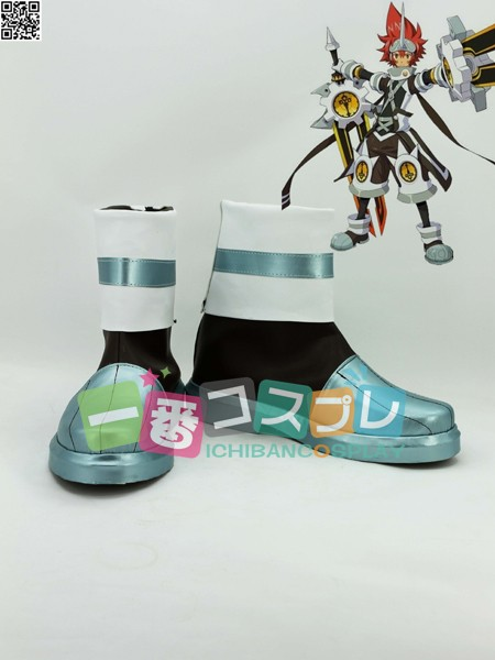 .hack//Link ドットハックリンク 九竜トキオ コスプレブーツ/靴1