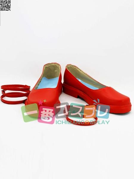 東方Project プロジェクト レミリア・スカーレット コスプレ靴1