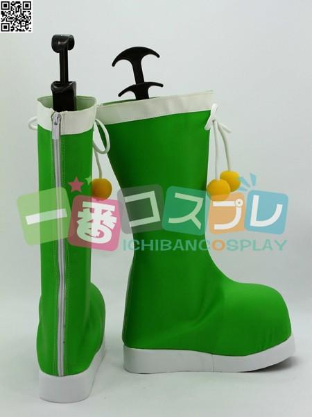 デート・ア・ライブ DATE A LIVE 四糸乃 コスプレブーツ/靴