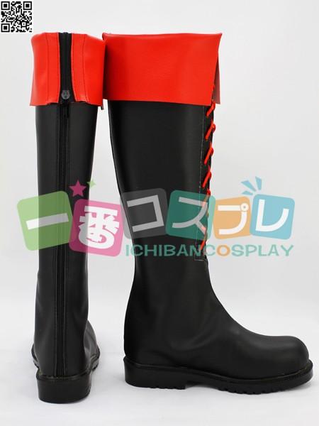 銀魂 神楽 コスプレブーツ/靴