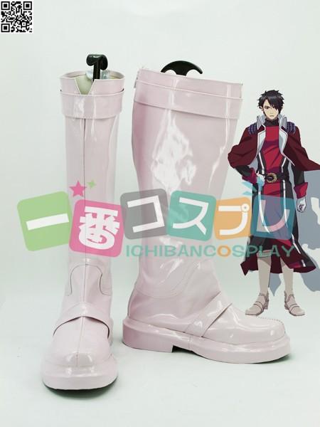 魔界王子 devils and realist ダンタリオン・ヒューバー コスプレブーツ/靴