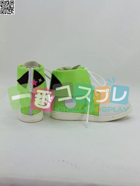 カゲロウプロジェクト木戸つぼみ キド コスプレブーツ/靴3