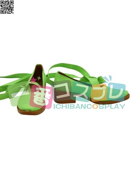 しゅごキャラ! 日奈森亜夢 コスプレブーツ/靴