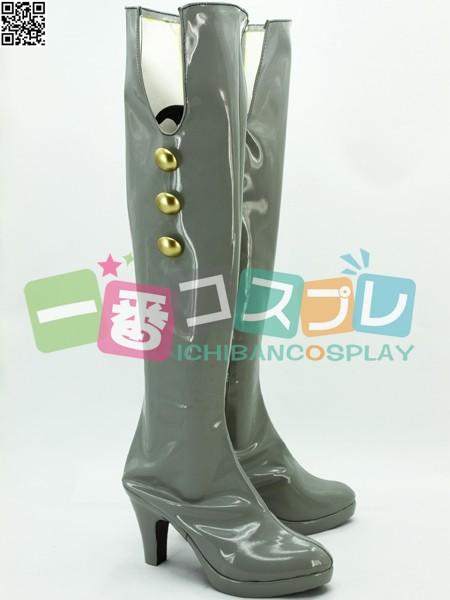 マクロスF シェリル・ノーム コスプレブーツ/靴4