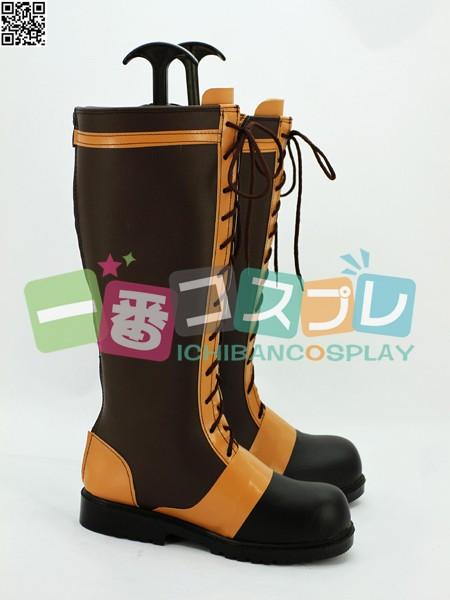 黒執事 シエル·ファントムハイヴ コスプレブーツ/靴