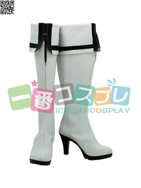 VOCALOID ボーカロイド 初音ミク コスプレブーツ/靴 1