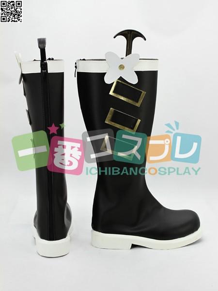 ELSWORD エルソード レナ コスプレブーツ/靴